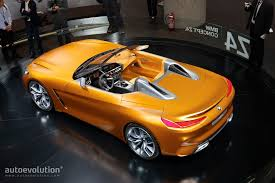 bmw supercar interior bmw z4 concept brings shark nose grille and stunning interior