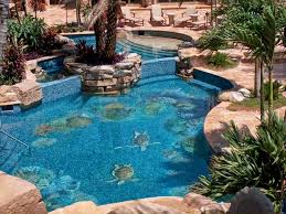 pools with waterfalls about rock star waterfall custom designers and builders of rock