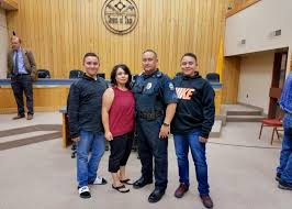 local officer appointed acting police chief the taos news