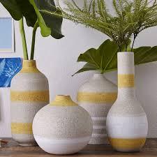 Striped Vase Striped Vases West Elm