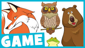 learn forest animals for kids what is it game for kids maple