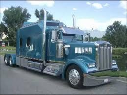Truck Sleeper Interior Kenworth W900l Custom Aero I Sleeper Custom Semi Truck Youtube