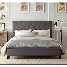 best 25 tufted bed frame ideas on pinterest regarding where to buy