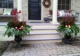 winter containers traditional exterior toronto by earth