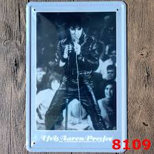 popular tin sign elvis buy cheap tin sign elvis lots from china