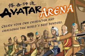 avatar arena game avatar airbender games games loon