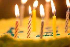 birthday cake candles free stock photo public domain pictures