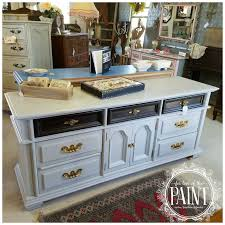 for love of the paint before and after vintage lowboy dresser