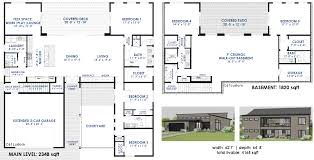 Customizable Floor Plans by Semi Custom Home Plans 61custom Modern Home Plans