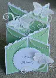 25 best ideas about cascading card on pinterest tri fold cards