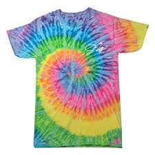 jake paul rainbow tie dye shirt fanjoy