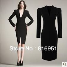 ladies professional clothing womens business wear elegant dress