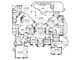 one story luxury home floor plans one level luxury house plans one level log home plan sensational