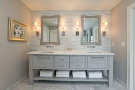 Open Bathroom Vanity by White Bathroom Vanity Decorating Ideas Unique Small Round Glass