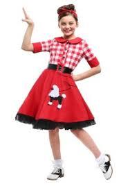 kids 50 u0027s costume kids grease costumes
