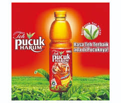 Teh Pucuk product research manut