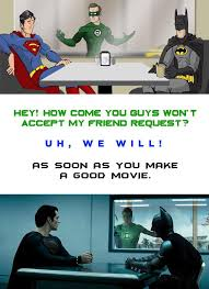 Man Of Steel Meme - the comic caper snap crackle pop culture man of steel edition