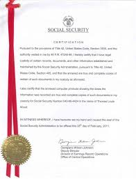 Certification Letter From Employer Whose Social Security Number Did Obama Steal We The People Of