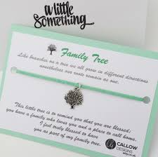 Meaning Of Invitation Card Family Tree Greetings Card And Charm Bracelet Meaning Quote Green