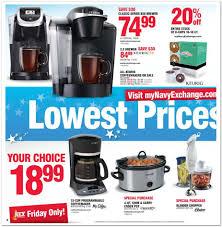 best black friday deals keurig navy exchange black friday ads sales doorbusters and deals 2016