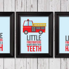 Firefighter Nursery Decor Truck Nursery Decor Nursery Decorating Ideas