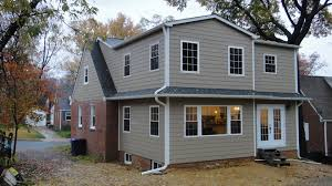 Three Story Houses by Cook Bros 1 Design Build Remodeling Contractor In Arlington Virginia