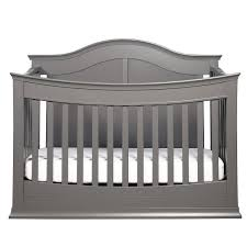 Davinci Mini Crib Mattress by Davinci Meadow 4 In 1 Convertible Crib In Slate Free Shipping