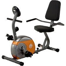 marcy recumbent exercise bike me 709 walmart com