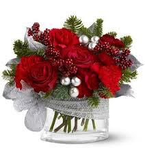 christmas flowers christmas flowers the florister