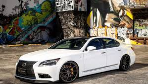 vossen wheels lexus nx tweaked lexus ls f sport with vossen cvt wheels forcegt com