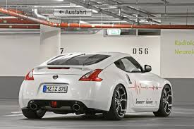 nissan 370z stance senner tuning offers performance package for nissan 370z forcegt com