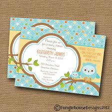 owl baby shower invitation diy printable baby boy christian