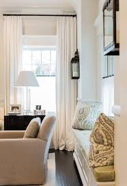 Black Living Room Curtains Ideas Best 20 White Curtains Ideas On Pinterest Curtains Window