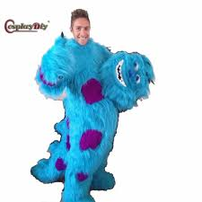 sulley halloween costume online get cheap sully costumes aliexpress com alibaba group