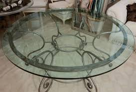 Round Glass Dining Table Set Briliant Ch Jade Glass Metal Set Table 1200x676 105kb Metal Glass