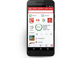 Opera Mini Opera Mini For Android Update Brings Improved Manager