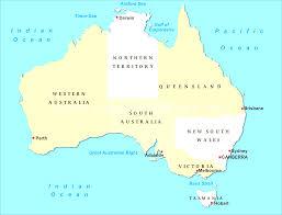 Austrailia Map Australia Free Maps Free Blank Outline Pleasing Australia Map With