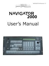 navigator 2000 user manual computer keyboard menu computing