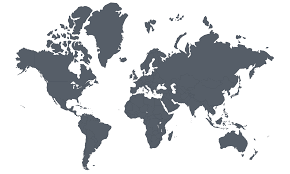 Flat Map Of World by Wfp In 2014