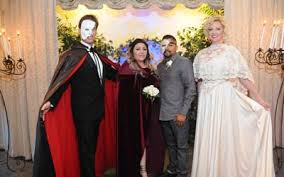 themed weddings themed wedding venues in las vegas nv viva las vegas
