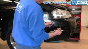 nissan sentra light blue how to replace change front side marker light 00 03 nissan maxima