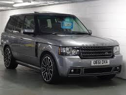 suv range rover used land rover range rover suv 4 4 td v8 vogue se 5dr in keighley