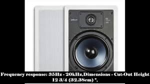in wall home theater system ceiling in wall speakers polk audio rc85i 2 way in wall speakers