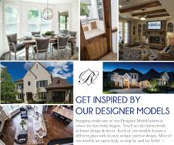 visit our designer models regency homebuilders