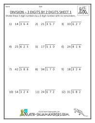 6th grade math worksheet printable printable math worksheet for
