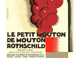 second wine petit mouton bucks second wine slump