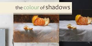 how to paint shadows