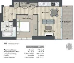 1 bedroom 1 bathroom apartment for sale in meranti house