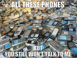 All These Meme - all these phones quickmeme