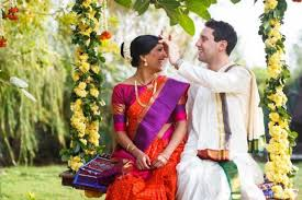 Wedding Photos Single In India Breaks Tradition To Give Away At